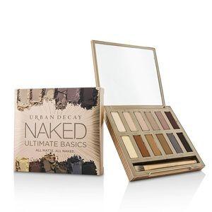 NWT Urban Decay Naked Eyeshadow Palette